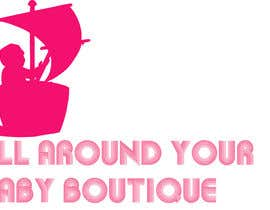 #5 for Develop a Corporate Identity for Allaroundyourbaby boutique by simranarabi