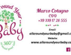 #21 for Develop a Corporate Identity for Allaroundyourbaby boutique by CBDesigns101
