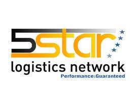 nanliangslna tarafından Color-Change on our Logo for 5 Star Logistics Network için no 58
