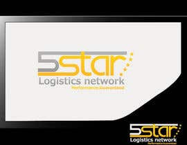 Dreamofdesigners tarafından Color-Change on our Logo for 5 Star Logistics Network için no 48