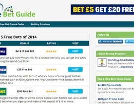 #52 cho Design a Logo for free betting site bởi flynnrider
