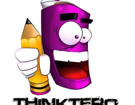 """#17 para Diseña el logo para """"Thinktero"""" de Cloudet"""