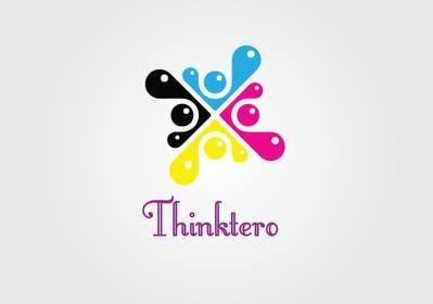 """#36 para Diseña el logo para """"Thinktero"""" de ramiessef"""