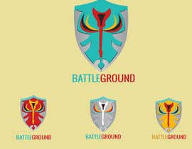 #42 for Illustrate My Official Warrior Shield for my new record Battleground by chandraprasadgra