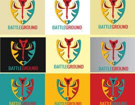 #47 for Illustrate My Official Warrior Shield for my new record Battleground by chandraprasadgra
