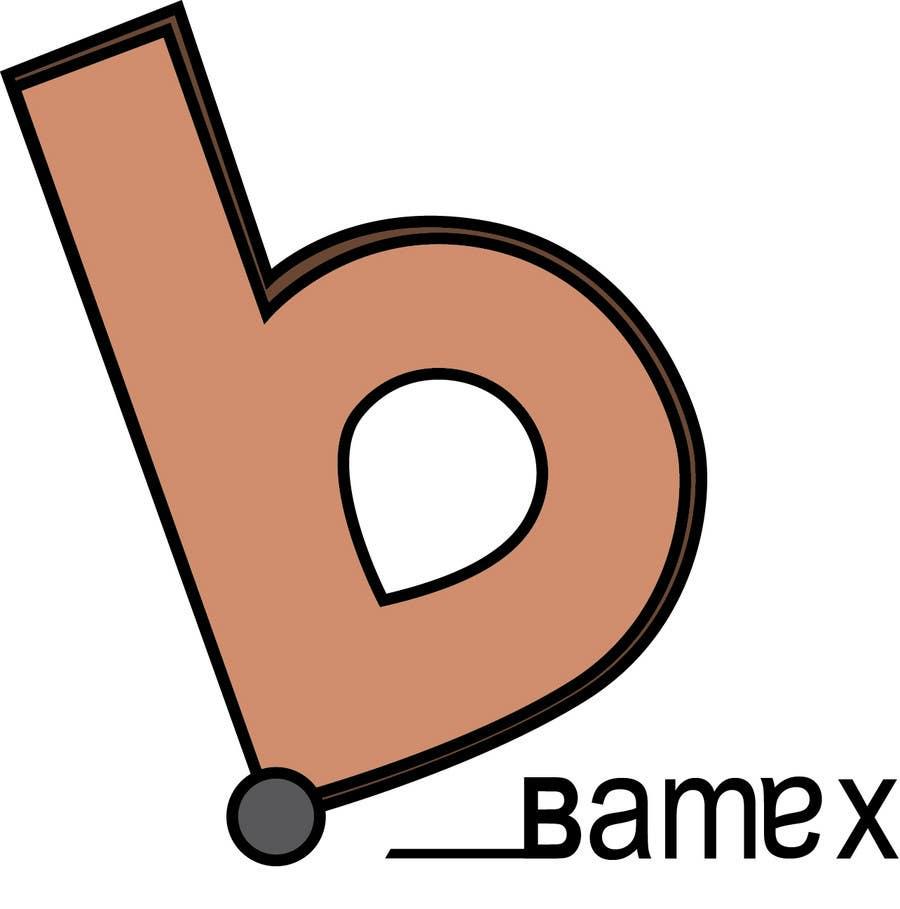 Proposition n°564 du concours Logo Design for Bamex