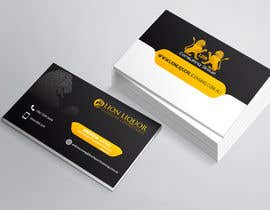 Design some business cards for company lion liquor licensing 58 for design some business cards for company lion liquor licensing consultants by foxeriro reheart Images