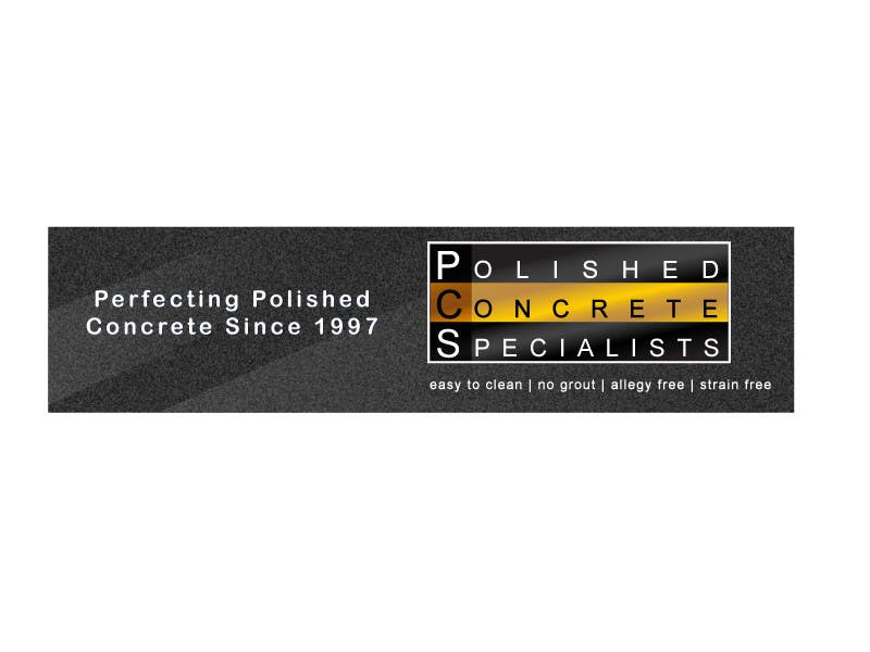 Konkurrenceindlæg #167 for Logo Design for Polished Concrete Specialists