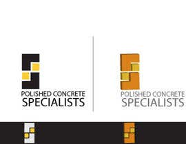 #159 para Logo Design for Polished Concrete Specialists por nidap