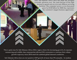 #12 untuk reDesign a Brochure for sponsorship of event oleh sdinfoways