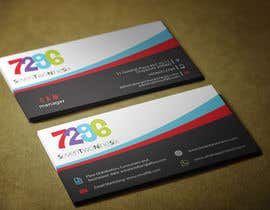 #28 untuk Design some Business Cards for SevenTwoNineSix oleh youart2012
