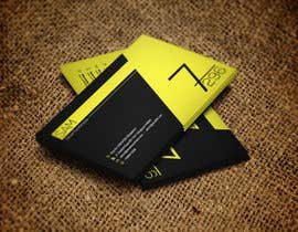 #23 untuk Design some Business Cards for SevenTwoNineSix oleh pallaurentiu