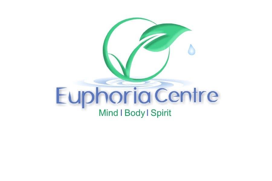 Penyertaan Peraduan #                                        265                                      untuk                                         Logo Design for Euphoria Centre