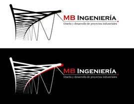 #17 para design a logo // Diseñar un logotipo for mbingenieriasas.com/ de Elosil