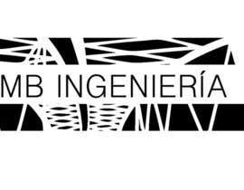 #12 para design a logo // Diseñar un logotipo for mbingenieriasas.com/ de shido00
