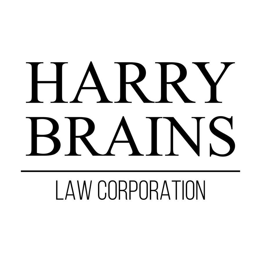 Entry #19 by JamesCooper1 for Design a Logo for Harry Bains Law ...