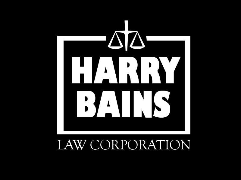 Entry #96 by shoshoman20 for Design a Logo for Harry Bains Law ...