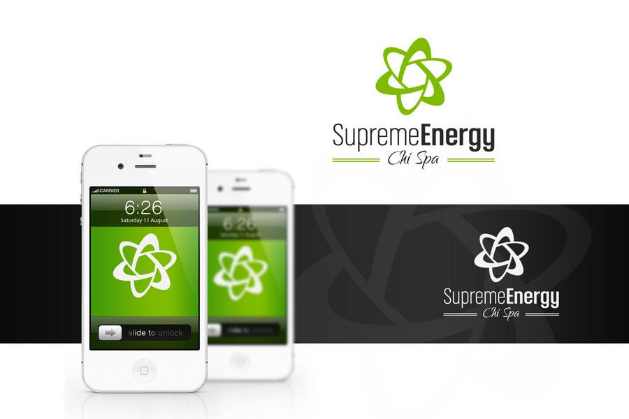 Konkurrenceindlæg #143 for URGENT Logo Design for Supreme Energy Chi Spa