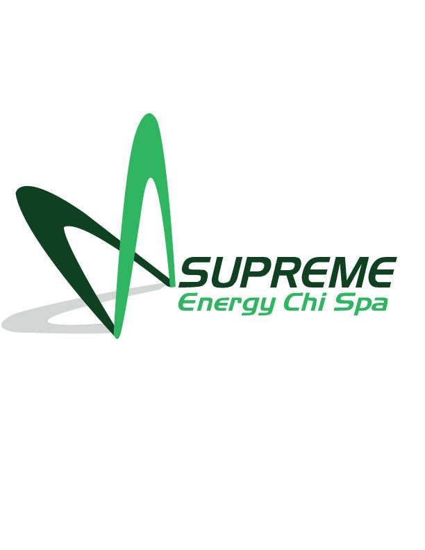 Konkurrenceindlæg #196 for URGENT Logo Design for Supreme Energy Chi Spa