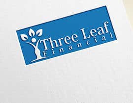 "#41 untuk Design a Logo & Stationary set for ""Three Leaf Financial"" oleh Nermadesigns"