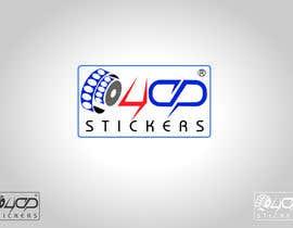 nº 35 pour Design a Logo for new stickers on a roil business par riponrs