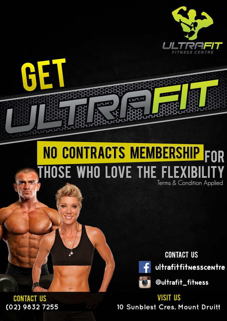 Konkurrenceindlæg #                                        11                                      for                                         ULTRAFIT No Contract Promo Offer