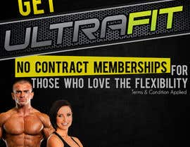#12 for ULTRAFIT No Contract Promo Offer af AmrilRadzman