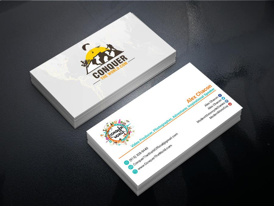 Entry 22 By Sadif18 For Design Some Business Cards Freelancer