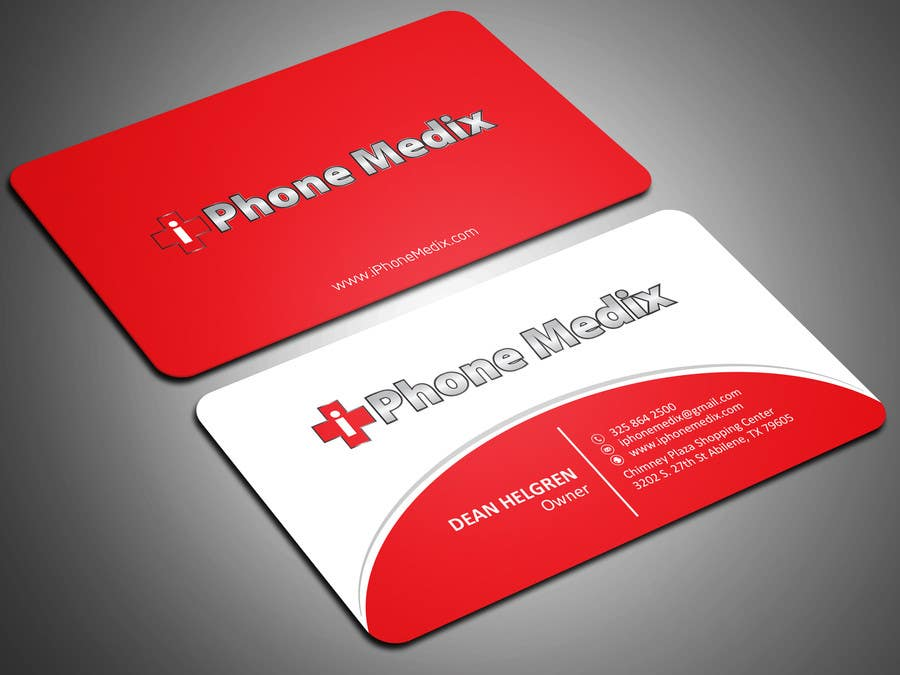 Entry 31 by sahasrabon for business card designcellphone tablet business card colourmoves