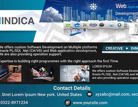 nº 23 pour Design a Banner For my upcoming IT Firm par fattahaabdul