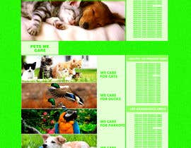#2 untuk Design a Wordpress Mockup for Pet Food Website oleh janjuamahad1