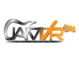 biancajeswant tarafından JamVR  -  Virtual Reality Logo için no 82