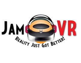 amit4raj tarafından JamVR  -  Virtual Reality Logo için no 93