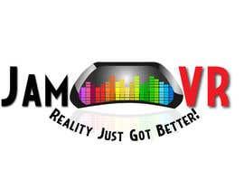 amit4raj tarafından JamVR  -  Virtual Reality Logo için no 97