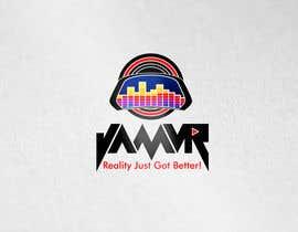 airbrusheskid tarafından JamVR  -  Virtual Reality Logo için no 88