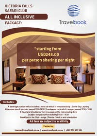 Image of                             Victoria Falls Holiday Flyer