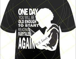 #4 para T-Shirt Design por cobrabb