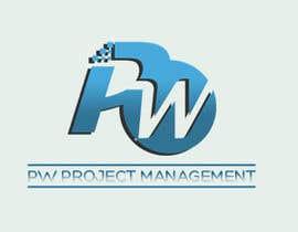 rockbluesing tarafından Design a Logo for PW PROJECT MANAGEMENT için no 38