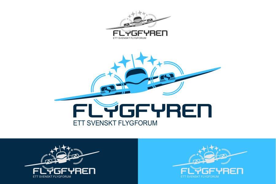 Конкурсная заявка №363 для Logo design for Flygfyren