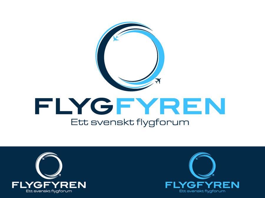 Конкурсная заявка №215 для Logo design for Flygfyren