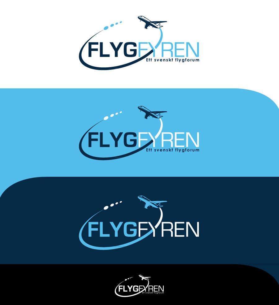 Конкурсная заявка №271 для Logo design for Flygfyren