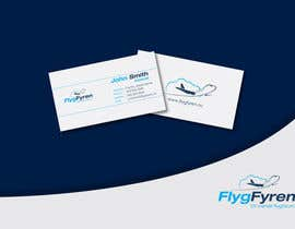 #288 for Logo design for Flygfyren by maazouz
