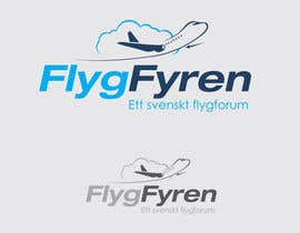 #250 for Logo design for Flygfyren by maazouz