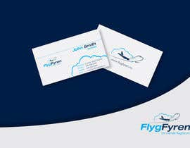 #289 for Logo design for Flygfyren by maazouz