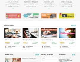 #6 untuk Design a Professional Education Based E-Commerce Website oleh Solvins