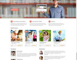 #32 untuk Design a Professional Education Based E-Commerce Website oleh dnyakana