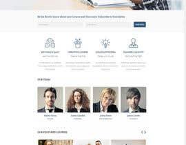 #34 untuk Design a Professional Education Based E-Commerce Website oleh dnyakana