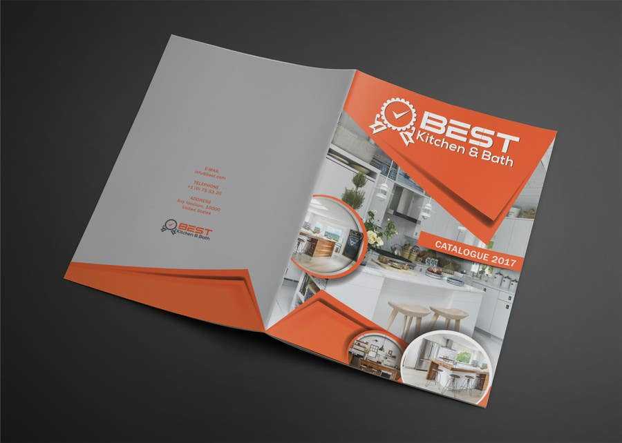 Design a Catalog - Only Covers and One Inner Page | Freelancer