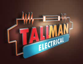 Leo2401 tarafından Design a business Logo - 'Tall Guy Electrics' için no 15