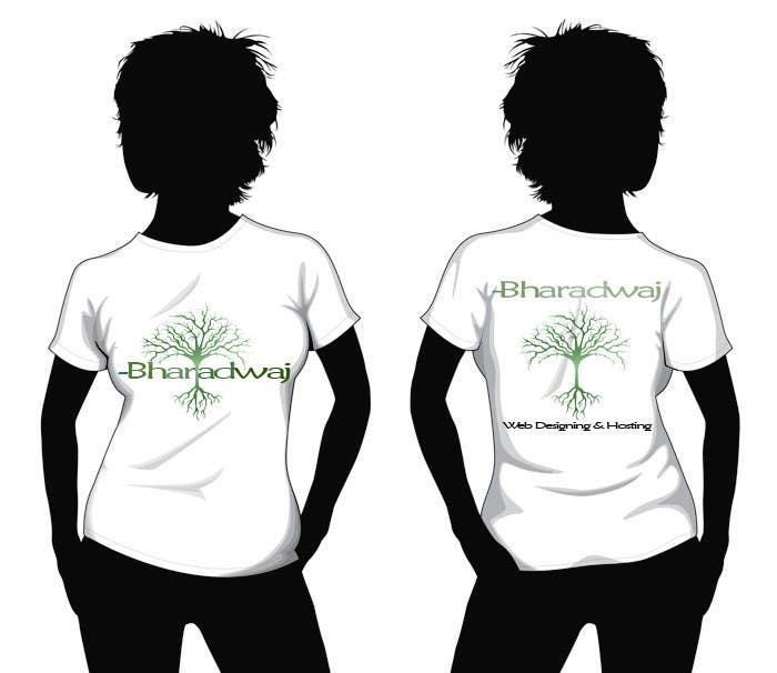 Inscrição nº                                         23                                      do Concurso para                                         T-shirt Design for Bharadwaj
